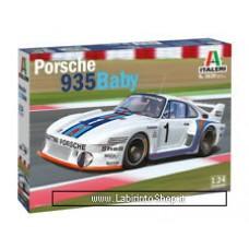 Italeri 1/24 Porsche 935 Baby (Plastic model)