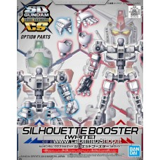 SD Gundam Cross Silhouette Silhouette Booster [White] (SD) (Gundam Model Kits)