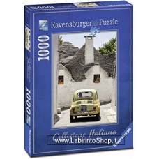 Ravensburger Collezione Italia Alberobello 1000 Pieces Puzzle