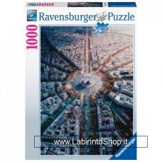 Ravensburger Parigi dall'alto 1000 Pieces Puzzle