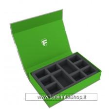 58289 Feldherr Magnetic Box green for Space Marine Heroes