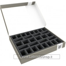 58871 Feldherr Storage Box FSLB040 for 30 miniatures