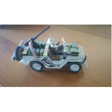 Jeep Willys MB North Africa 1943 Special Operations