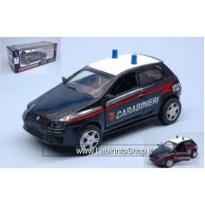 NewRay City Cruiser Fiat Carabinieri 1/32