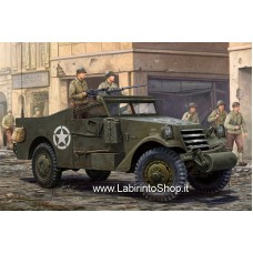 HobbyBoss 1/35 U.S. M3A1 White Scout Car Late Production