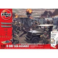 Airfix 1/72 D-day Sea assault