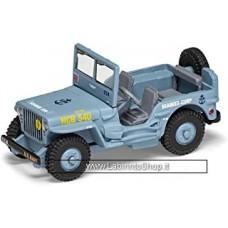 Corgi - Die Cast Model Kit - Willys Jeep