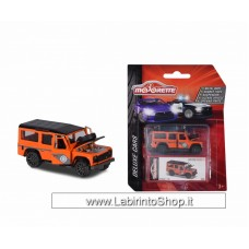 Majorette Land Rover Defender 110 Orange