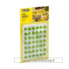 Noch 07034 Grass Tufts Field plants 42pcs