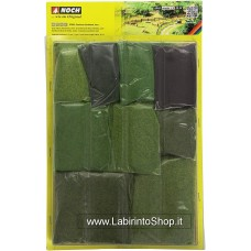 Noch 07066 Grass Fibres Assortiment Short