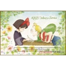 Kiki`s Delivery Service No.150-G52 Kiki & Tonbo (Jigsaw Puzzles)