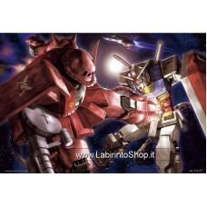 Jigsaw Puzzle 1000 Micro Piece Gundam Red Comet Threat 26x38cm