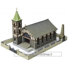 Tomytec 052 St. James Church 1/150