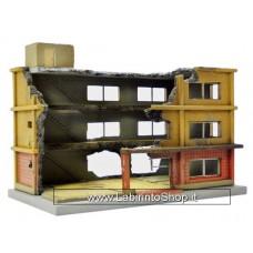 Tomytec 152 Apartament Complex Under Demolition 1/150