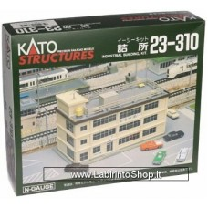 Kato Structures Industrial Building kit 1/160