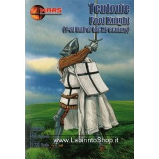 Mars 72052 - Teutonic Foot Knights - 48 figures 1/72