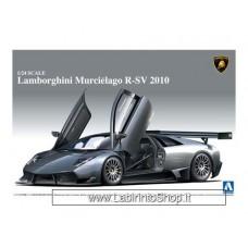 Aoshima 00710 Lamborghini Murcielago R-SV 20 1/24 (Plastic model)