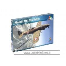Italeri 1/48 Macchi MC.205 Veltro
