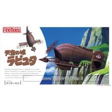 FineMolds 1/20 Laputa: Castle in the Sky Tiger Moth (Plastic model)