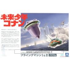 FineMolds 1/32 - 1/144 Future Boy Conan Flying Machine I & II (Plastic model)