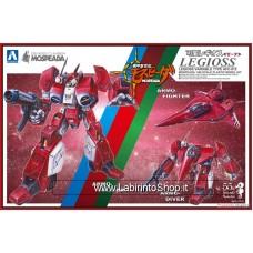 Aoshima Mospeada Macross Robotech Legioss Zeta (Plastic model)