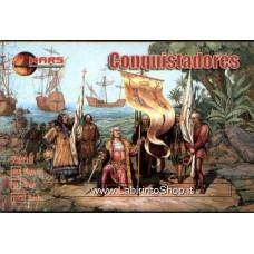 Mars 72019 - Conquistadores 1/72