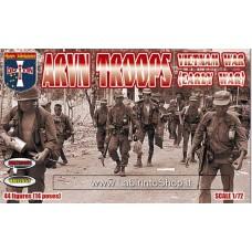 Orion ori72051 Arvn Troops Vietnam War Early War 43 Figures 1/72