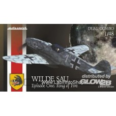 Eduard Wilde Sau: Episode one Ring of Fire Limited Edition 1/48