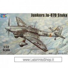 Trumpeter 03217 Junkers Ju 87D 'Stuka' 1/32