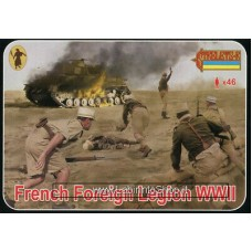 Strelets French Foreign Legion WWII 1/72