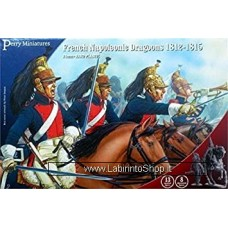 Perry Miniatures French Napoleonic Dragoons 1812-1815 28mm 1/56