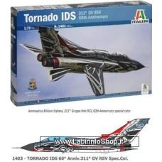 Italeri 1/72 1403 Tornado IDS 311 GV RSV 60th Anniversary