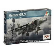 Italeri 1/72 1401 Harrier GR.3