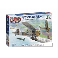 Italeri 1/72 1437 Fiat CR.42 Falco