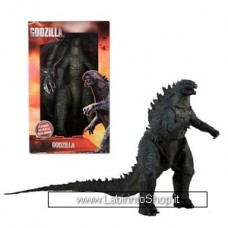 Modern Godzilla 2014 - 24″ (60cm) Head to Tail Action Figure With Sound NECA