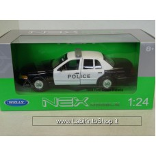 Welly - Nex Models 1/24-27 1999 Ford Crown Victoria