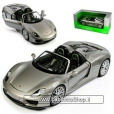 Welly - Nex Models 1/24-27 Porsche 918 Spyder