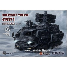 Meng the Wandering Earth Han Military Truck Cn171