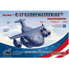 Meng Boeing C-17 Globemaster III Transporter