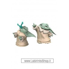 Star Wars Mandalorian Bounty Collection Figure 2-Pack The Child Froggy Snack & Force Moment