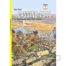 Leg - Biblioteca di Arte Militare - Cassino 1944. Lo sfondamento della linea Gustav