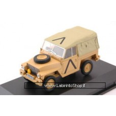 Oxford 76LRL008 Land Rover Lightweight Gulf War 1:76