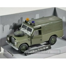 Oxford 1/43 Land Rover series III 109
