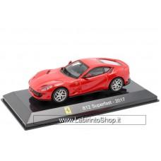 Altaya - Ferrari 812 Superfast Anno 2017 Rosso 1:43