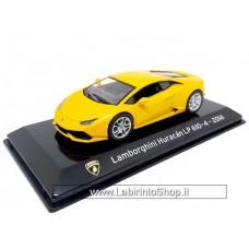 Altaya - Lamborghini Huracan LP 610-4 2014 1/43