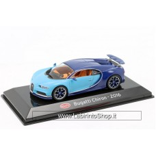 Altaya - Bugatti Chiron - 2016 1/43