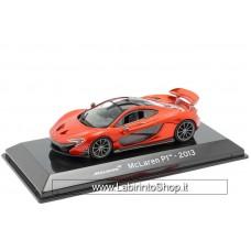 Altaya - McLaren P1 - 2013 1/43