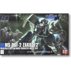 MS-06F-2 Zaku II Type F2 (Zeon Ver.) (HGUC) (Gundam Model Kits)