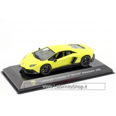 Altaya - Lamborghini Aventador LP 720-4 50 Anniversario - 2013 1/43