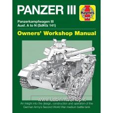 Haynes - Panzer III Owners' Workshop Manual